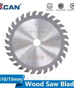 Mini Circular Saw Blade 1pc 85x10/15mm 24T 30T 36T High Quality Wood Cutting Blade Carbide Tipped Cutting Disc