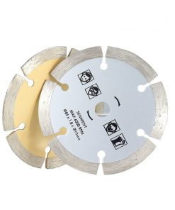 XCAN Diamond Saw Blade Diameter 85/89mm Dry-Cut Disc for Cutting Concrete Ceramic Brick Marble Stone Circular Saw Blade