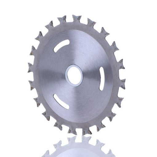 XCAN Saw Blade HSS Circular Saw Blade 40T Double-Side Tipped TCT 4 Inch For Woodworking Cutting Power Tool Wood Saw Blade