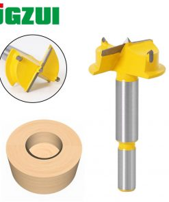 Upgrade 35mm 2 Flutes Carbide Tip Forstner Drill Bit Wood Auger Cutter Woodworking Hole Saw For Power Tools Drill Bits