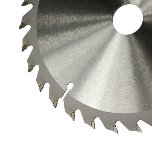 Wood Saw Blade Diameter 150mm 16 24 30 Teeth TCT Saw Disc Carbide Tipped Cutting Disc Circular Saw Blade