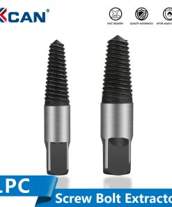 XCAN Screw Bolt Extractors Broken Pipe Extractor For Broken Screw Removal Take Tool Remover Easy Out