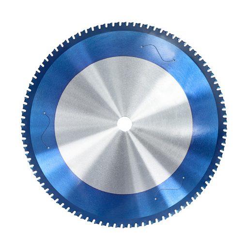 XCAN Metal Cutting Saw Blade 180-355mm Circular Saw Blade For Cutting Aluminum Iron Steel Nano Blue Coated Carbide Saw Blade