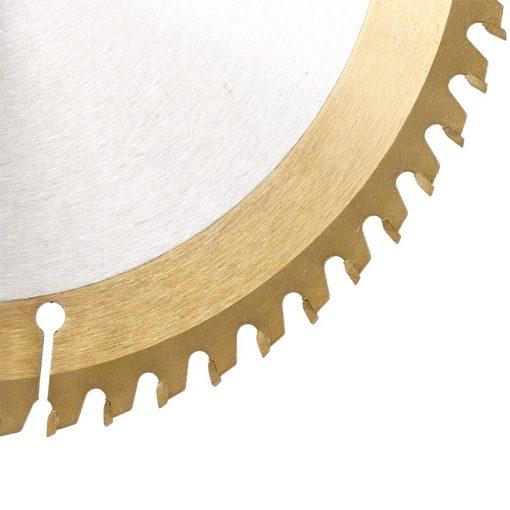 pc TiCN Coating TCT Circular Saw Blade 4/6/7/8 Inch 30/40/60 Teeth Carbide Tipped Wood Cutting Disc Woodworking Saw Blade