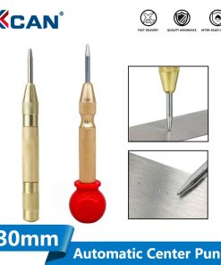 1pc 130mm Automatic Center Punch Drill Bit Spring Loaded for Marking Starting Hole Center Pin Punch Drill Bit