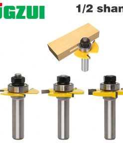 "1 pc 1/2"" Shank 12mm shank Biscuit #20 Slotting Joint Assembly Router Bit Wood Cutting Tool woodworking router bitS"