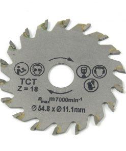 Out Diameter 54.8mm High Quality Mini Circular Saw Blade Wood Cutting Blade