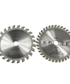 5pcs 85mm Cutting Tool Wood Saw Blades for Multi-function Power Tool Circular Saw Blade Bore 10mm Wood Cutting Disc