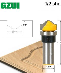 1pcs Faux Panel Ogee Router Bit - C3 Carbide Tipped-1/2'' Shank Woodworking cutter Tenon Cutter for Woodworking Tools
