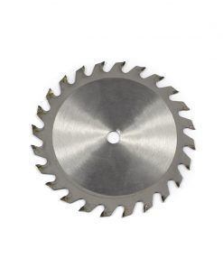 TCT Circular Saw Blade 1pc Diameter 120mm 24T Carbide Tipped Woodworking Saw Blade For Wood Cutting
