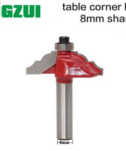 """1pc 8"""" Shank Edge Molding Router Bit C3 Carbide Tipped Wood Cutting Tool woodworking router bits RCT"""