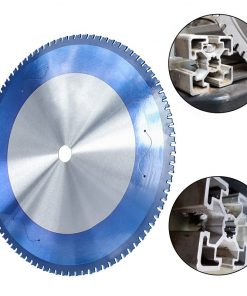 XCAN Metal Cutting Saw Blade 180-355mm Circular Saw Blade For Cutting Aluminum Iron Steel Nano Blue Coated Carbide Saw Blade