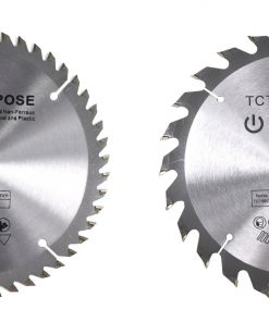 1pc Diameter 160-210mm Mulitpurpose TCT Circular Saw Blade Woodworking Cutting Disc Carbide Tipped Wood Saw Blade
