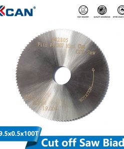 1pc 50x9.5x0.5mm 100T HSS Circular Saw Blade Fit #42307 42805 Mini Cut Off Saw Power Tools Accessories Mini Cutting Disc