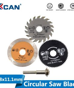 Out Diameter 54.8mm High Quality Mini Circular Saw Blade Wood Cutting Blade