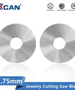 HSS Mini Saw Blade 31.75x9.525mm 100 120T Circular Saw Blade for Jewelry Cutting High Precision Mini Jewelry Cutting Disc