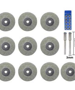 Diamond Saw Blade 16-60mm Rotary Tool Mini Cutting Discs Circular Saw Blades