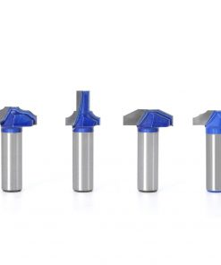 1 pc 1/2 Shank Woodworking Door Frame Router Bits for wood carbide lassical door cabinet bits Engraving Milling Cutte