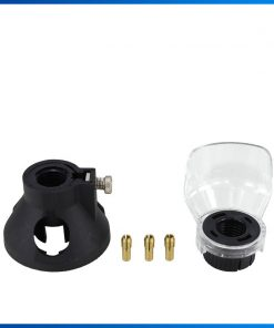 Black positioning cover protective cover set