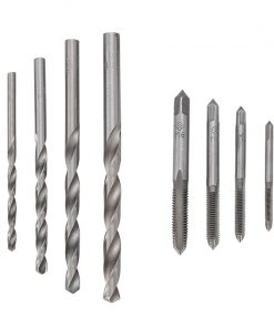 9 - piece set of tap wrench