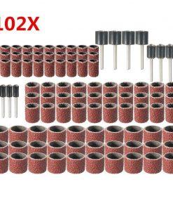 102PC sand ring set