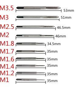Miniature Multi-specification Machine Tap