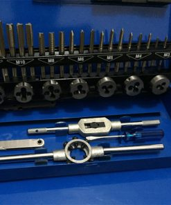 Hand-use German Standard 32-piece Tap And Die Tapping Tool