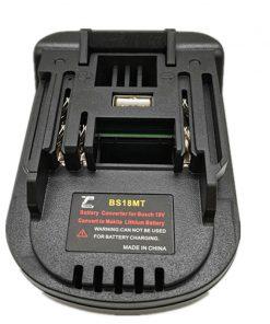 Battery Transfer To Kida Machine Using Adapter