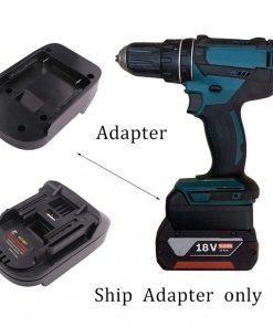 BS18MT Power Tool Battery Adapter For Bosch 18V Li-ion Convert To Makita 18V Power Tool