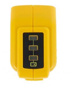 USB Converter Charger For DEWALT 10.8V 12V 18V 20V Li-ion Battery Converter DCB090 USB Device Charging Adapter Power Supply