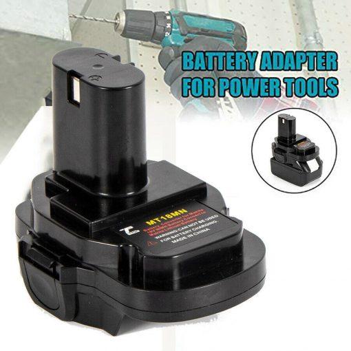 Adapter FOR MAKITA 18V Li-lon Battery To MAKITA 18V NI CORDLESS POWER TOOLS