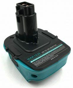 Adapter For Makita BL 18V Li-ion Battery Convert To Dewalt 18V Nickel Power Tool