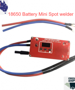 Mini Spot Welder Machine Portable DIY Various 18650 Battery Welding Power Supply