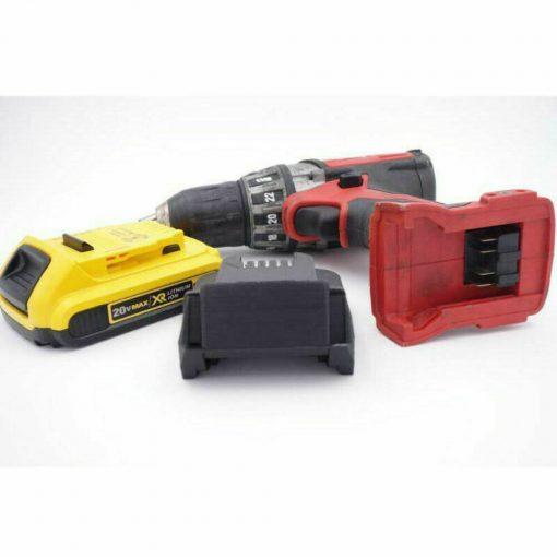 New For Dewalt 18V 20V max Battery Adapter convert to for Milwaukee M18 18V tool