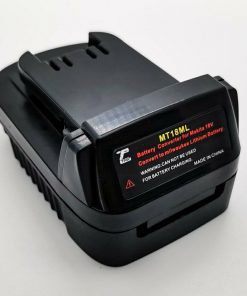 Battery Adapter For Makita Convert to Milwaukee 18v Li-Ion Power Tools AU