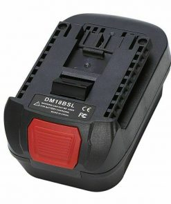 Battery Adapters DEWALT 18/20V Milwaukee M18 Li-Ion Convert to BOSCH Tools AU