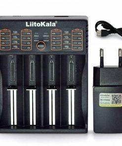 Liion Battery Charger for 1.2V 3.7V 3.2V AA/AAA 18650 26650 li-ion Battery