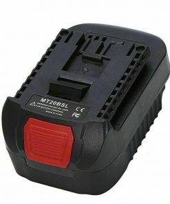 For Makita 18V Li-ion Battery BL1830 BL1860 Used to For Bosch 18V Tool battery